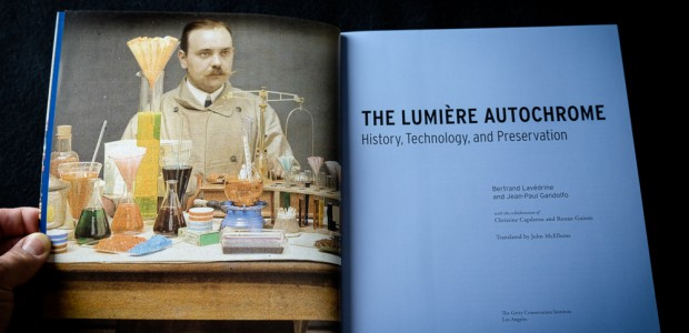 Photo Book: The Lumière Autochrome: History, Technology, and Preservation