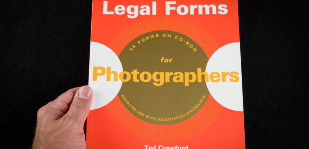 Book: Business and Legal Forms for Photographers