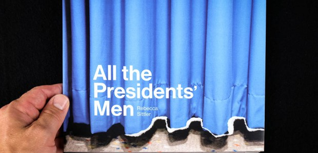 Photobook Interview: Rebecca Sittler, All the Presidents' Men