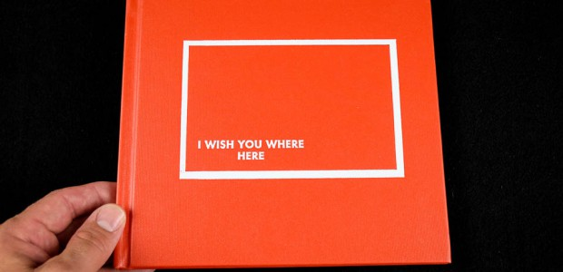 Photobook: Wish You Where Here by Luke Strosnider