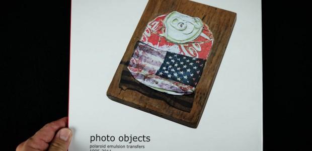 Photobook: photo objects: polaroid emulsion transfers 1995-2011