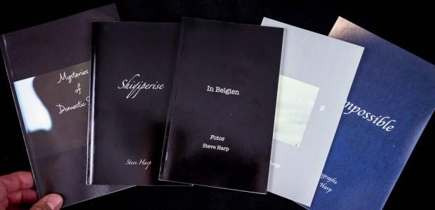Photobook: 5 Books from Steve Harp