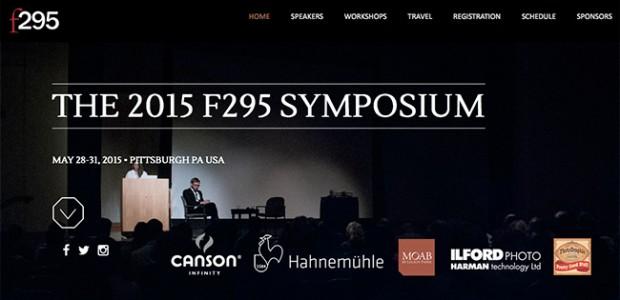 The 2015 F295 Symposium!